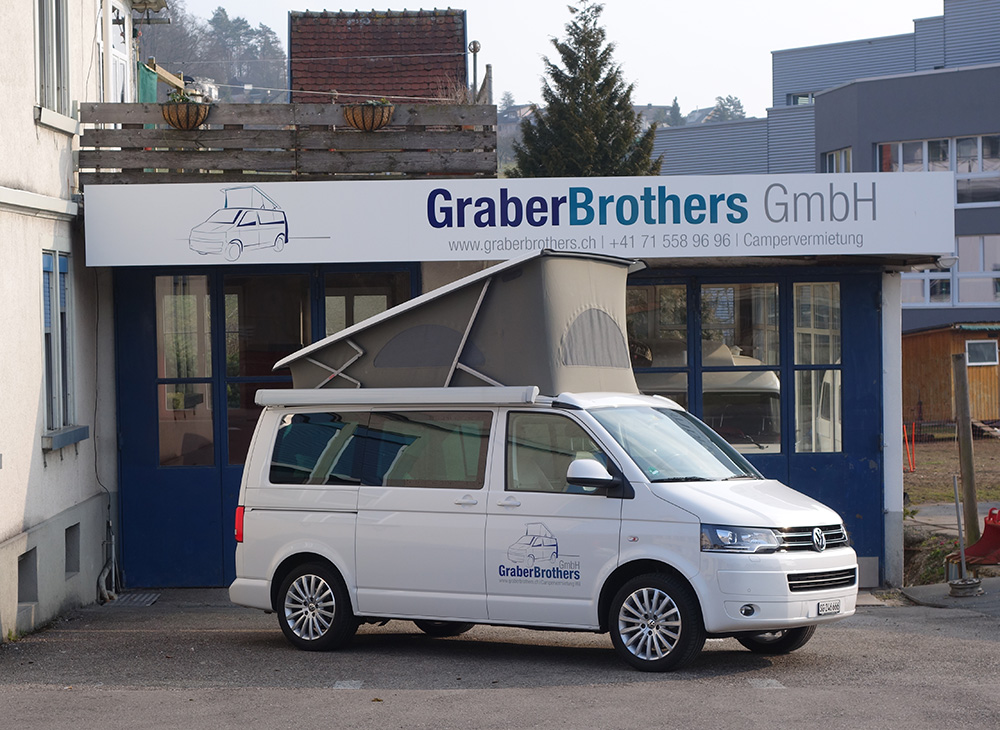 Graber Brothers GmbH Wil Rossrüti